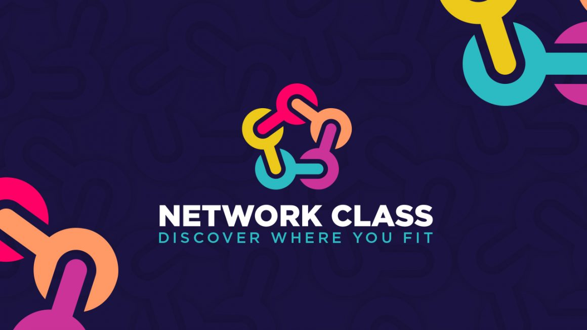 STARTING FEB 9 // NETWORK CLASS
