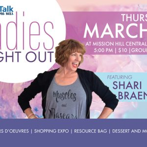 MARCH 5 // LADIES NIGHT OUT