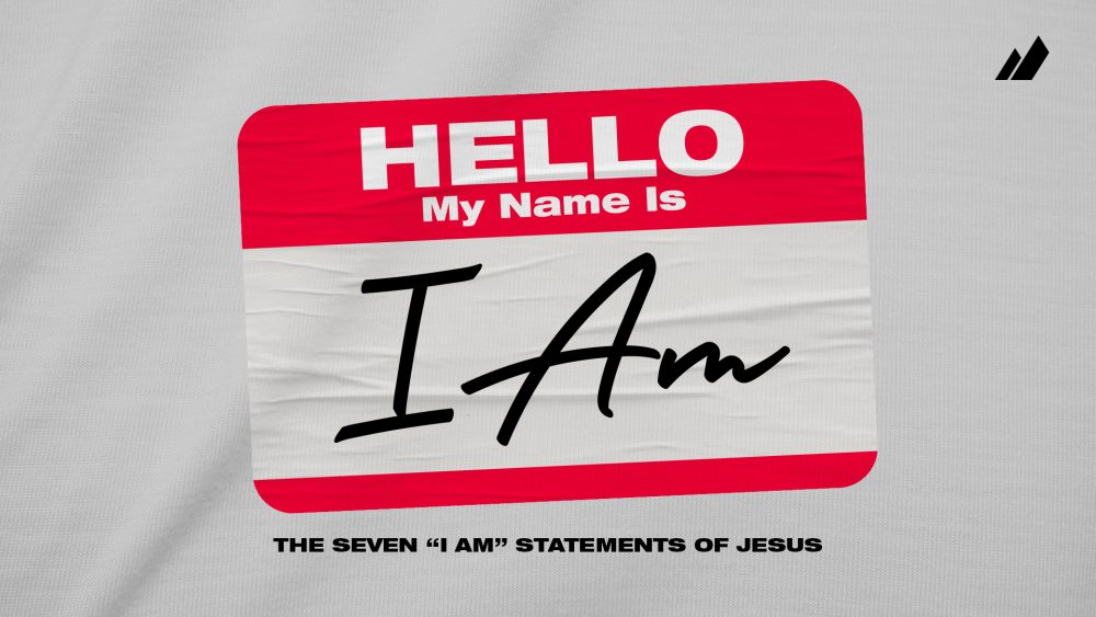 Hello, My Name Is I AM