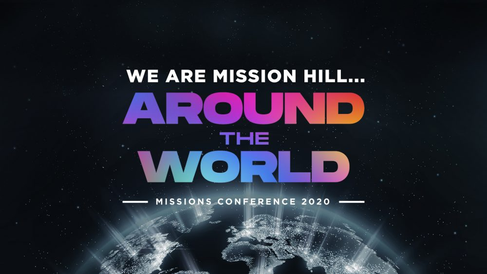 Missions Conference 2020 Sunday morning Image